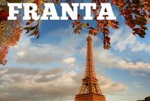 Franţa / Franţa este pentru mulţi turişti una dintre cele mai frumoase ţări ale Europei şi pe bună dreptate că este o regiune care are foarte multe de oferit.