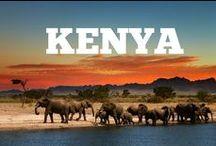 Kenya / Kenya este una dintre cele mai frumoase ţări!