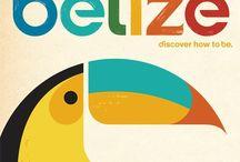 Belize / by Jenny Bapton, MS, RD