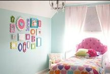 avery & payton rooms / by christin