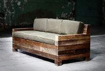 Sofa  / by Creme Anglaise