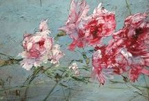 Painting: Flowers!