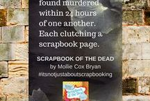 Scrapbooking Sunday Tips and Freebies / I'm no expert, just a mom who scrapbooks.(And writes scrapbooking-themed mysteries!) But here's my advice, plus advice from others I've found. Plus a lot of great freebies. Enjoy! Check out my books! http://www.amazon.com/Mollie-Cox-Bryan/e/B001JS0W96/ref=dp_byline_cont_pop_book_1