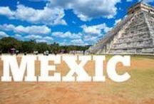 Mexic / Numeroasele atracţii turistice din Mexic, dar şi staţiunile de vară, fac din această ţară un paradis turistic pe tot parcursul anului, motiv pentru care îţi prezint 7 idei pentru o vacanţă în Mexic!