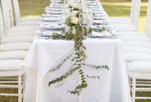 Wedding Ideas / Ideas for H&A Hacienda wedding in Spain <3 Tälle boardille kaikki saa laittaa inspiksiä ja ideoita mitä löytyy