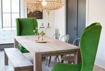 Beautiful Habitats - Dining