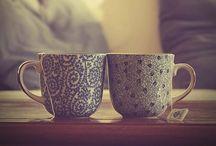 Cup o' tay / by Misha Barcroft