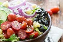 Food!!!!! / Good, Good, Good, FOOD! / by Olivia Lathrop