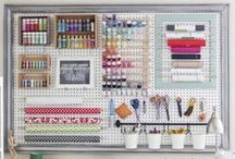 Craft Rooms / by Love Jen M.