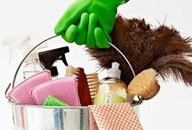 cleaning / I am the nanny and housekeeper! / by Christy Ahdan
