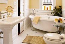 bathroom ideas / need to redo two bathrooms:/ / by Christy Ahdan
