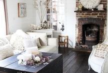 family room / by Christy Ahdan