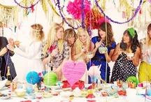 party ideas / Love a good theme party!! / by Christy Ahdan