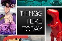 """Popular Pins from """"Things I Like Today"""" / Arte, grafica, design, fotografia e tutto ciò che di più bello e creativo si trova in rete! www.thingsiliketoday.com"""