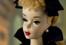 BARBIE IT'S A SMALL WORLD / I am an over top barbie collector / by Helene Testud