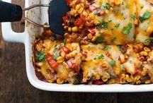 Gluten Free Recipes / by BreAnna Sweder