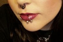 Body Piercings, Tattoos & Weird Shit  / by Kim Hernandez