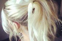 Hair && Make-up  / by Kayla Noel