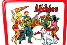 Archie Memorabilia / Memorabilia and merchandise from the Archie comics and TV series, including The Archies band