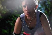 Running / by Kristen Kearns