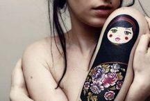 Ink / by Jen Arroyo