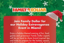 Family Dollar Holiday: Perfect Christmas gift for just 5 dollars / $1 dollar $2 dollar $3 dollar $4 dollar $5 dollar why spend more than that...Do not break the piggy bank Family Dollar has it all ...  / by LatinBlah!