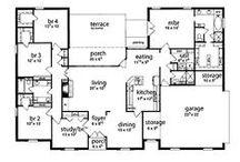 House Plans / by Kelly LeBleu
