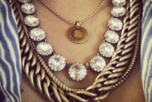 Look to try - Layered necklaces