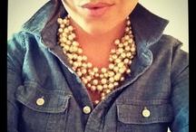 Glitz&Glam Necklaces / by Nicole Williams