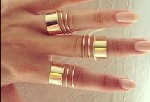 Glitz&Glam Rings / by Nicole Williams