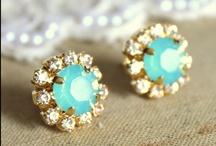 Glitz&Glam Earrings / by Nicole Williams
