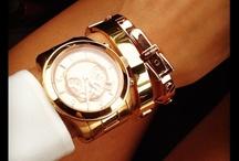 Glitz&Glam Watches / by Nicole Williams