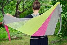 Knitted/Prayer Shawls/Wraps & Scarfs / Kintting  / by Kim Hernandez