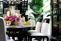 FTH - Dining Spaces / by Nicole Williams