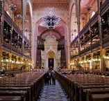 Synagogues Around The World / Where there were Jewish people, there were synagogues. Book a trip with our Brooklyn travel agency to see some of these edifices!