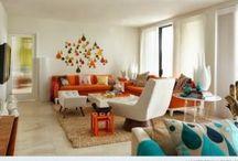 Interior design / by Tasha Scott