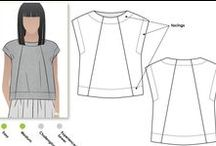 Fiber: Sewing Patterns / by Ruth James