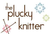 Plucky Fun / Yarn & Colors from Plucky Knitter / by Kim Hernandez