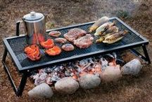 BBQ &/or Camping / Food for camping  / by Kim Hernandez