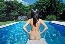 Hyperrealism / Iperrealisno, Hyperrealism, Hyperrealistic Paintings,Hyperrealistic Sculpture
