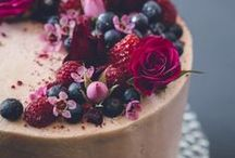 Cake Design & Cupcakes / Cake Design, Awesome cakes and cupcakes, Cake Ideas, Food Photography, Food Styling