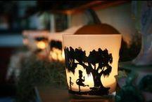 Hallowe'en lighting