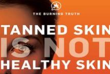 Dangers of Tanning / by UNH Health Services