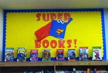 Super Heroes - Summer Reading 2015