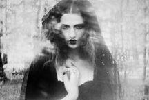 Dark Beauty Project / session inspiration