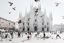 Travel | Milano / Travelling to Milano? Follow along for secret gems, fab places to eat, drink and sleep and much more.