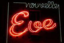 La Nouvelle  Eve's show