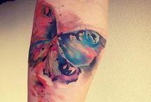 Tattoos / by Kortnie Daniel