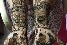 Henna designs | Bridal mendhi / Henna, mehndhi designs for the bride or guests of the wedding. Need to find artists in the New England area?  Visit www.Shaadi-Bazaar.com