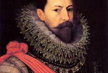1500 - 1600  Spanish Renaissance / Spanish Fashion and Costumes 1500-1599 / by Angela Mombers - Walking Through History
